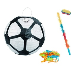 Panata garnie ballon de football