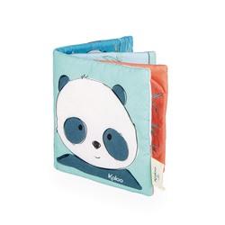 Livre d'éveil doudou Panda - Partenariat WWF®