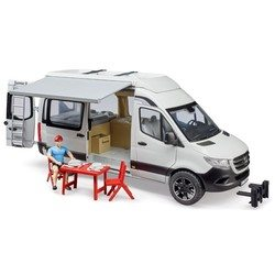 Camping car Mercedes Benz