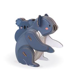Puzzle 3D Koala 42 pièces - Partenariat WWF®