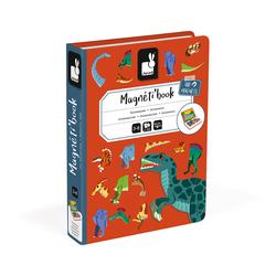 Magnéti'book dinosaures
