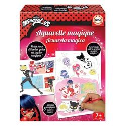 Aquarelle magique Miraculous Ladybug