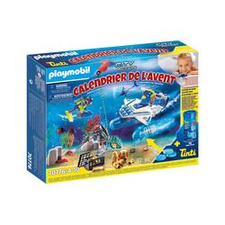 70776 - Calendrier de l'Avent Playmobil - Jeu de bain policiers