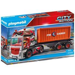 70771 - Playmobil City Action - Le Camion de transport