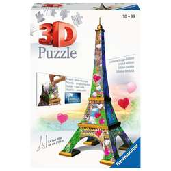 Puzzle 3D Tour Eiffel - 216 pièces