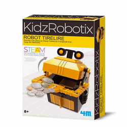 Kit robot tirelire 4M