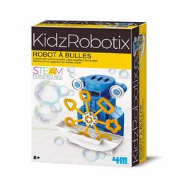 Kit Robot à bulles 4M