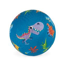 Ballon bleu dinosaure 22 cm