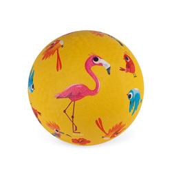 Ballon jaune oiseaux 22 cm