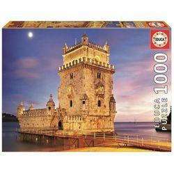 Puzzle Tour de Belem 1000 pièces