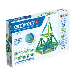 Geomag EcoFriendly 60 pièces - Couleur