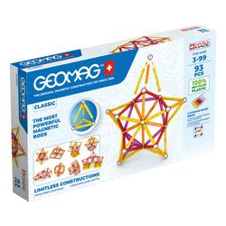 GEOMAG - EcoFriendly 93 pcs Color