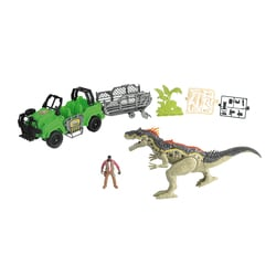 Véhicule et Dinosaure - Dino Valley