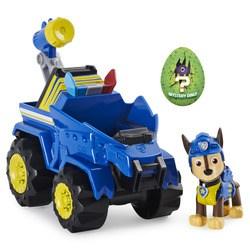 Véhicule Pat'Patrouille avec figurine Chase Dino Rescue - Paw Patrol dinosaure