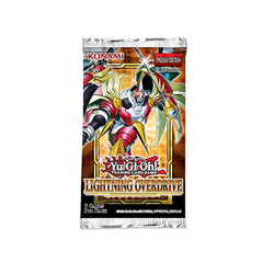 Yu Gi Oh ! Booster foudroiement