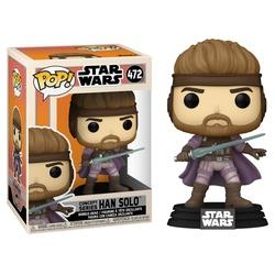 Figurine Han Solo - Star Wars Concept Series - Funko Pop - n°472