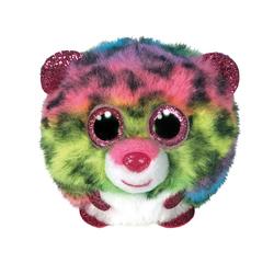 Peluche Puffies Dotty le léopard 9 cm