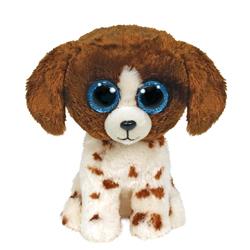 Peluche Beanie Boo's - Muddles le chien 23 cm