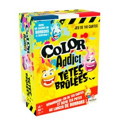 Color Addict - Têtes brulées