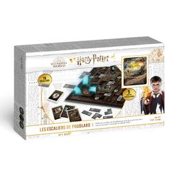 Les escaliers de Poudlard - Harry Potter