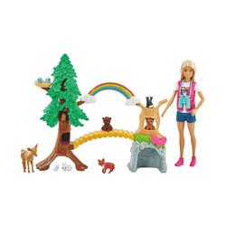 Poupée Barbie - Exploratrice de la nature