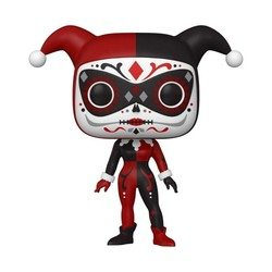 Funko Pop! Harley Quinn Dia de los