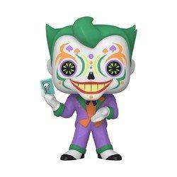 Figurine Joker Funko Pop 57417 – Dia de los muertos