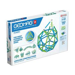 GEOMAG - EcoColor 142pcs Color