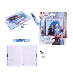 La Reine des Neiges 2 - Journal Intime et son stylo UV