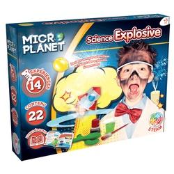 Coffret science explosive