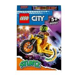 60297 - LEGO® City Stuntz - La moto de cascade Démolition