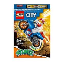 60298 - LEGO® City Stuntz - La moto de cascade Fusée