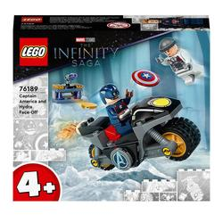 76189 - LEGO® Marvel Super Heroes - L'affrontement entre Captain America et Hydra