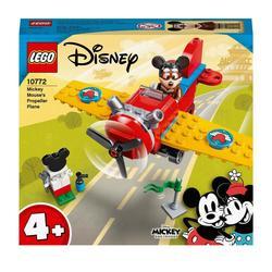 10772 - LEGO® Disney - L'avion à hélice de Mickey Mouse