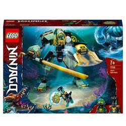 71750 - LEGO® Ninjago - Le robot Hydro de Lloyd