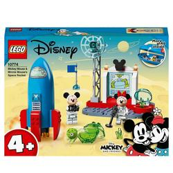 10774 - LEGO® Disney - La fusée spatiale de Mickey & Minnie Mouse
