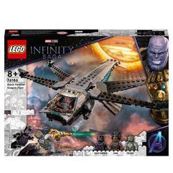 76186 - LEGO® Marvel Super Heroes - Le dragon volant de Black Panther