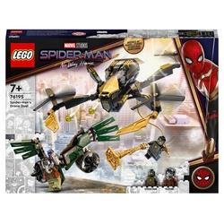 76195 - LEGO® Marvel Super Heroes - Le drone de duel de Spider-Man