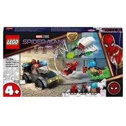 76184 - LEGO® Marvel Super Heroes - L'attaque du drone : Spider-Man contre Mystério
