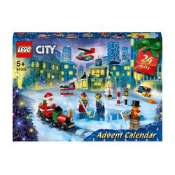 60303 - LEGO® City - Calendrier de l'Avent LEGO® City