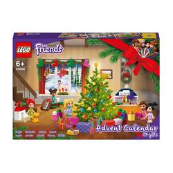 41690 - LEGO® Friends - Le calendrier de l'Avent LEGO® Friends