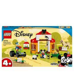 10775 - LEGO® Disney - La ferme de Mickey Mouse et Donald Duck
