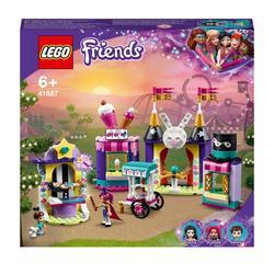 41687 - LEGO® Friends - Les stands de la fête foraine magique