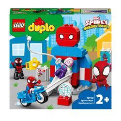 10940 - LEGO® DUPLO - Le QG de Spider-Man