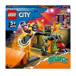 60293 - LEGO® City Stuntz - L'aire d'entraînement des cascadeurs
