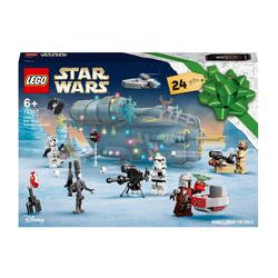 75307 - LEGO® Star Wars™ - Le calendrier de l'Avent LEGO® Star Wars™