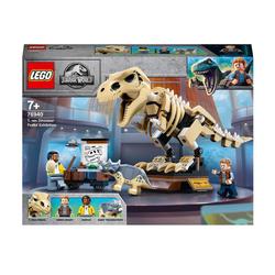 76940 - LEGO® Jurassic World - L'exposition du fossile du T. Rex