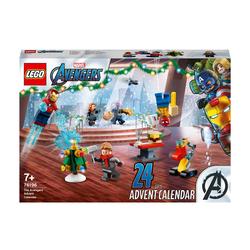 76196 - LEGO® Marvel Super Heroes - Le calendrier de l'Avent des Avengers