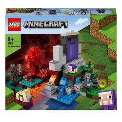 21172 - LEGO® Minecraft - Le portail en ruine