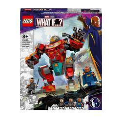 76194 - LEGO® Marvel Super Heroes - L'armure sakaarienne d'Iron Man de Tony Stark